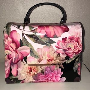 Ted Baker Painted Posie Large Lady Bag